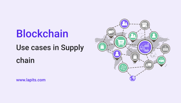Use cases of blockchain in supply chain.